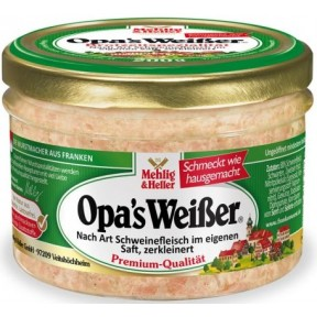 Mehlig + Heller Opa's Weisser