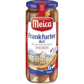 Meica 6 Frankfurter Würstchen