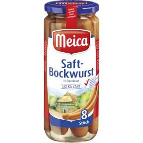 Meica 8 Saftbockwurst 540 g