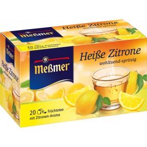 Meßmer Tee Heiße Zitrone