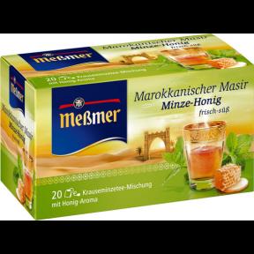 Meßmer Tee Marokkanischer Masir Minze-Honig