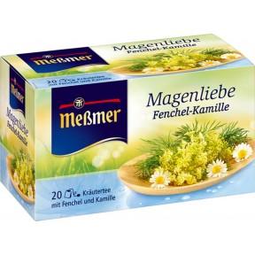Meßmer Tee Magenliebe Fenchel-Kamille