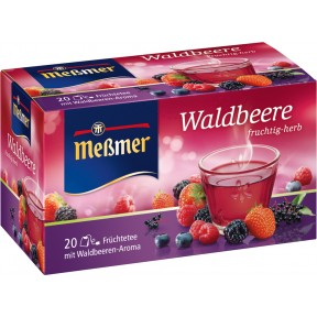 Meßmer Tee Waldbeere