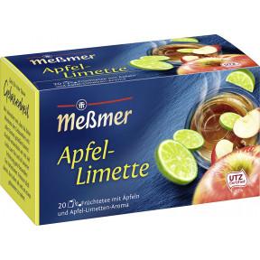 Meßmer Tee Apfel-Limette 20x 2,5 g