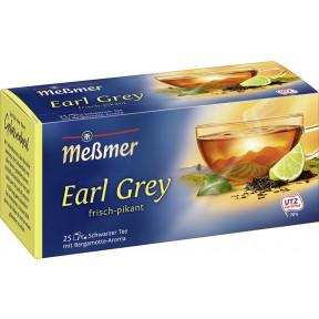 Meßmer Tee Earl Grey 25ST 43,8G