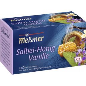 Meßmer Tee Salbei-Honig-Vanille 20x 2 g