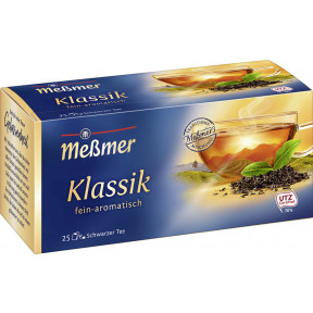 Meßmer Tee Traditionsmischung Klassik 25x 1,75 g