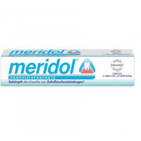 Meridol Zahncreme Zahnfleischschutz