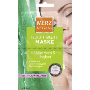 Merz Spezial Feuchtigkeits-Maske 2x 7,5 ml
