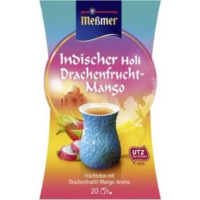 Meßmer Indischer Holi Drachenfrucht-Mango Tee