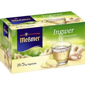 Meßmer Tee Ingwer