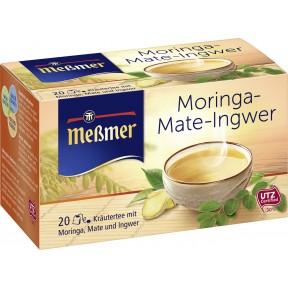 Meßmer Tee Moringa-Mate-Ingwer