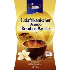 Meßmer Tee Südafrikanischer Ovambo Rooibos-Vanille
