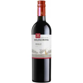 Mezzacorona Merlot DOC Rotwein 0,75 ltr