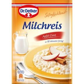 Dr.Oetker Milchreis Apfel-Zimt 125 g