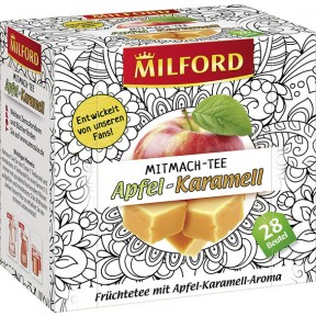Milford Mitmach-Tee Apfel-Karamell