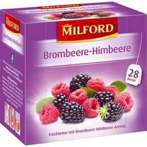 Milford Tee Brombeere-Himbeere 28x 2,25 g