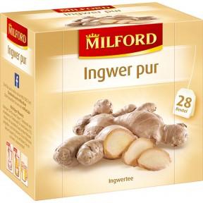 Milford Tee Ingwer pur 28x 2 g