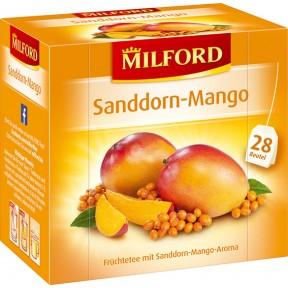 Milford Tee Sanddorn-Mango