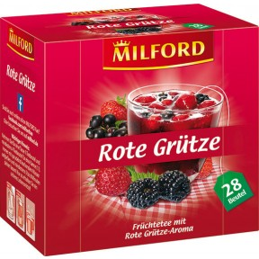 Milford Tee Rote Grütze