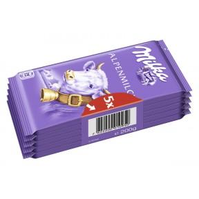 Milka Alpenmilch Schokolade Die Kleine