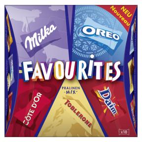 Milka Favourites 159G
