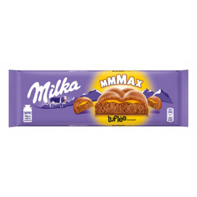Milka Luflee Caramel Großtafel 250 g