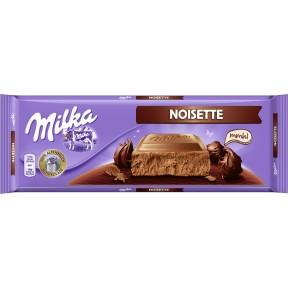 Milka Noisette Großtafel