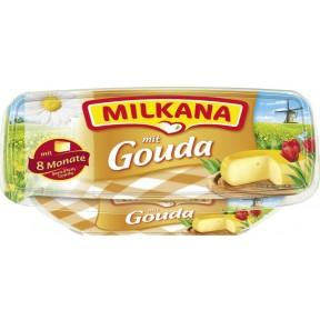 Milkana Schmelzkäse mit Gouda 200 g