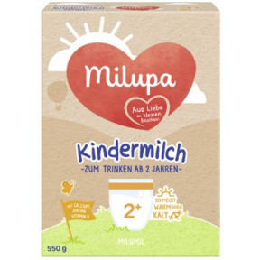 Milupa Milumil 2+ Kindermilch ab 2 Jahren 550G
