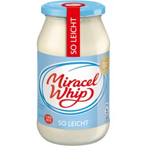Miracel Whip So leicht 4,9% Fett klein 250 ml