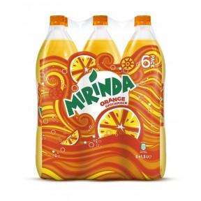 Pepsi Mirinda PET 6x 1,5 ltr