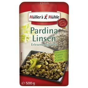 Müller's Mühle Pardina Linsen 500 g
