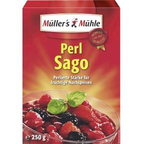 Müller's Mühle Perlsago 250G