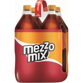 Mezzo Mix Orange PET 4x 1,5 ltr