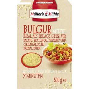 Müller's Mühle Bulgur mittel 500 g