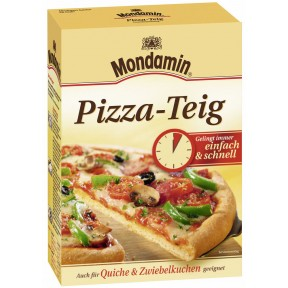 Mondamin Pizza - Teig