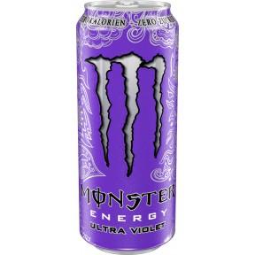 Monster Ultra Violet Energydrink 0,5L