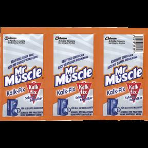 Mr. Muscle Kalk-fix Schnell-Entkalker 3x 17 g