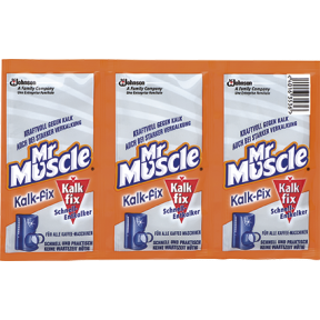 Mr. Muscle Kalk-fix Schnell-Entkalker