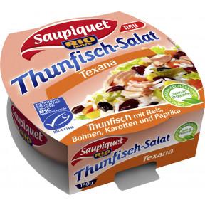 Saupiquet MSC Thunfisch-Salat Texana 160 g