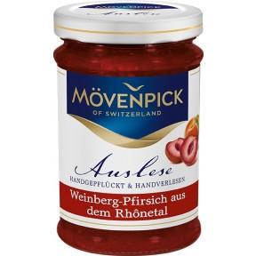 Mövenpick Konfitüre Auslese Weinberg-Pfirsich aus dem Rhonetal