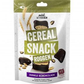 My Corn Cereal Snack Roggen dunkle Schokolade 90 g