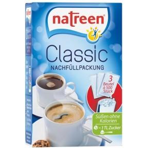 Natreen Tafelsüße Classic Nachfüllpackung