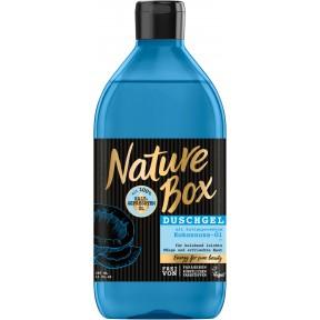 Nature Box Duschgel mit kaltgepresstem Kokosnuss-Öl