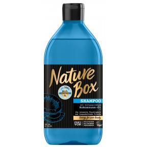 Nature Box Shampoo mit kaltgepresstem Kokosnuss-Öl 0,385 ltr