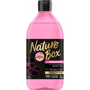 Nature Box Shampoo mit kaltgepresstem Mandel-Öl 0,385 ltr
