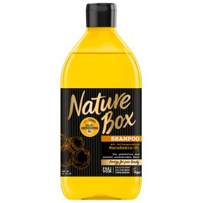 Nature Box Shampoo mit kaltgepresstem Macadamia-Öl