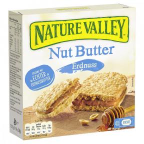 Nature Valley Nut Butter Erdnuss Riegel 4x 38 g