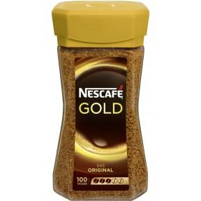 Nescafé Gold löslicher Bohnenkaffee